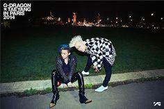 G-Dragon and Taeyang Pick Their Favorite Styles from Paris Fashion Week