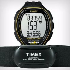 84115182028 relógio frequencímetro timex ironman target trainer t5k726 Relogio Timex