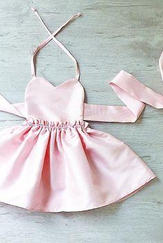 Custom Handmade Dress | MissLylaBoutique on Etsy Fashion Kids, Little Girl Fashion, Baby Girl Dress Patterns, Dresses Kids Girl, Baby Outfits, Cute Outfits For Kids, Baby Frocks Designs, Cute Baby Clothes, Kind Mode