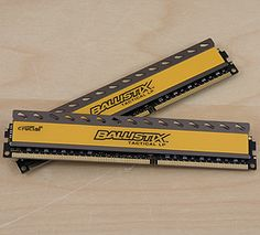 Crucial Ballistix Tactical Low Profile DDR3-1600 16GB Memory Kit Review
