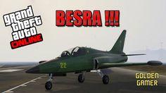 GTA 5 Online - The Flight School 1.16 Update | The Besra Jet