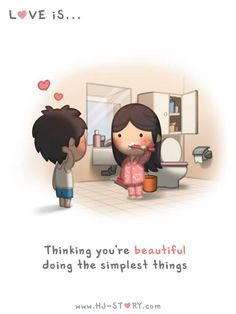 HJ-Story :: Love is...Thinking You're Beautiful