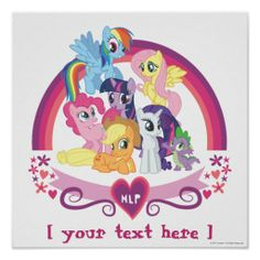 My Little Pony Party Theme, website has lots of ideas my little pony friendship is first My Little Pony Birthday, My Little Pony Party, 8th Birthday, Birthday Cakes, Birthday Ideas, My Little Pony Poster, Magic Party, Little Poney, Business Card Case