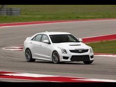 2016 Cadillac ATS V Review   First Drive