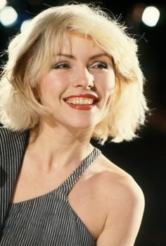 "Blondie, When I was 6 I thought you were so cool I wanted you to be my mum. You made watching 'Top-pop"" worth while!"