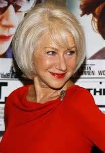 ... Bob for Women Over 60 – Helen Mirren Hairstyles | Hairstyles Weekly