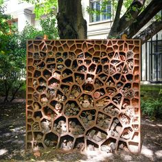 Trending Now: DIY Bug Hotels as Homes for Beneficial Garden Insects