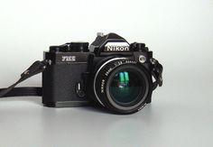 Nikon FM2n - I've got one of these myself. Classic.