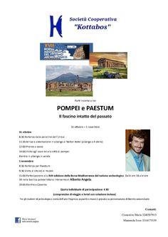 Viaggio Pompei-Paestum