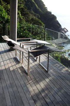 Royal Botania NINIX outdoor lounge chairs   #furniture #lounge