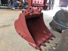 Excavator Buckets, Excavator Parts, Komatsu Excavator, Heavy Equipment, Welding, Volvo, Construction, Heavy Machinery, Building