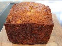 """""""World's Best Banana Bread"""" from Savory Sisters  It's really good -- I made it today."""