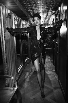 Galia Lahav Fall 2019 Ready-to-Wear Fashion Show - Vogue Fashion Week, High Fashion, Luxury Fashion, Photo Glamour, Glamour Shoot, Kino International, Mode Glamour, Couture Details, Vogue Russia