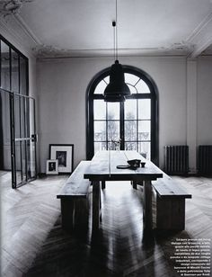 Dining Area Apartment Photography By Sisters Agency For Elle Decor Italia