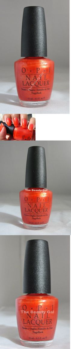 Nails: Opi My Ulta Flame~Ul N03~Nail Polish Lacquer~Discontinued Ulta Holiday Glitter BUY IT NOW ONLY: $34.95