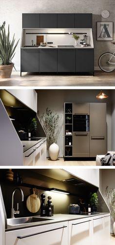 87 best siematic pure images kitchens corse minimalist kitchen rh pinterest com
