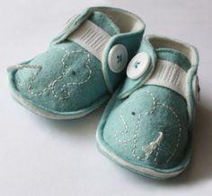 Elephant Crib Shoes  - inspiration