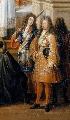 17th Century Fashion, 18th Century, Versailles, Portrait Art, Portraits, Saint Lazarus, European Costumes, Lady Of Mount Carmel, Rococo Fashion
