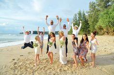 Phuket Beach Wedding Phuket Wedding, Thailand Wedding, Destination Wedding, Event Organiser, Prom Dresses, Formal Dresses, Wedding Ceremony, Marriage, Beach