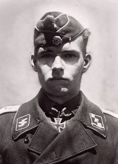 SS-Obersturmführer Rudolf von Ribbentrop, the son of the German Foreign Minister Joachim von Ribbentrop, received on 15 July 1943 the Knight's Cross for his actions and determination during the Battle of Kursk. . On 12 July Ribbentrop's tanks were attacked by a large group of T-34s. As the range reduced to less than 175m (200yd) the effectiveness of the German guns was neutralized. Ribbentrop and his crew succeeded in destroying, for that day alone, 14 Soviet tanks.