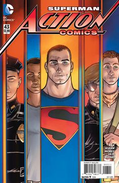 Action Comics (2011) Issue #43