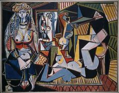 ARTE, PINTURA Y GENIOS.: Pablo Picasso: El encuentro con los clásicos. Las Meninas (Velázquez, 1656).