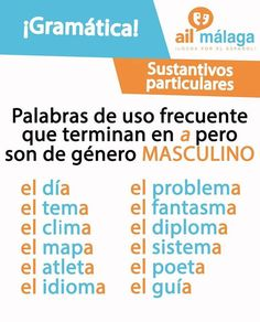 Masculine Nouns (scheduled via http://www.tailwindapp.com?utm_source=pinterest&utm_medium=twpin)