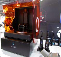 The DWS XFAB 3D Printer #3DPrinting