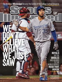 The Kansas City Royals are four wins from the World Series - MLB - SI.com