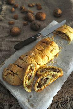 Biscottini rustici alla frutta secca - Pane, burro e alici