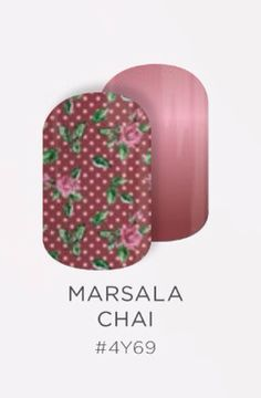 Marsala chai - full sheet