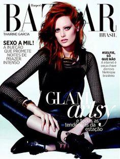 Harper's Bazaar Brazil, March 2014.