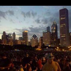 Lollapalooza 2010. The Strokes. The XX. Phoenix. Green Day. Lady Gaga. Chicago, IL.