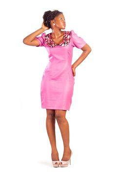 From the staples of  Miss Dee Clothing, a Ghanaian Label.