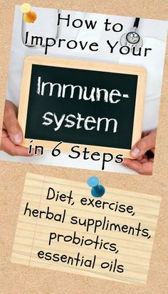 Here are the ways you can boost your immune system Source: www.healthyfocus.org
