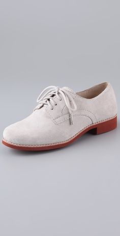 michael kors oxford. doesnt hurt to have a cute pair of oxfords.