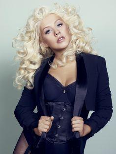 Christina Aguilera <3 the makeup