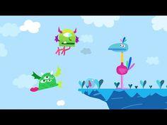 Monster Mingle App — Character Animation on Behance
