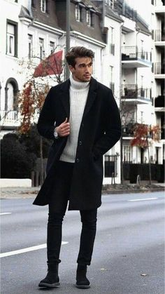 London Fashion Week Mens, Best Mens Fashion, Suit Fashion, Fashion Menswear, Men Winter Fashion, London Street Style Men, Classy Mens Fashion, Fashion 2020, Mens Classy Outfits