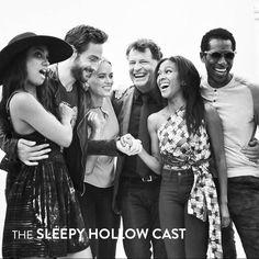 The Sleepy Hollow Cast