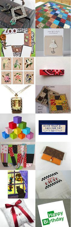 Fantastic Geometry by Celebration Times  by Virginia Soskin on Etsy--Pinned with TreasuryPin.com