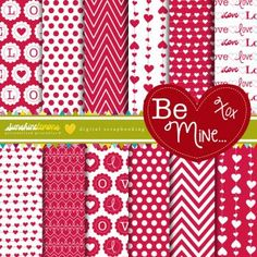 be mine collage (121 pieces)