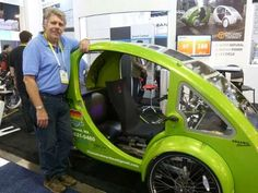 A New Kind of Funky Hybrid: Solar and Pedal Power - The Green Optimistic