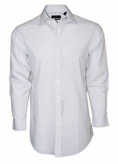 e656b7d7d Details about Tasso Elba Men's Non-Iron Ebony Textured Check Dress Shirt  (M, 15/32-33). Long Sleeve ...