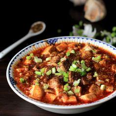 Mapo Tofu Recipe – China Sichuan Food. Doubanjiang is chilli bean sauce