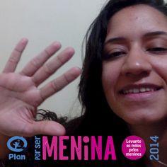 Manuela Lira #PorSerMenina