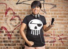 """Music Piracy"" - Threadless.com - Best t-shirts in the world"