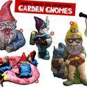 Garden Gnomes like you've never seen them.