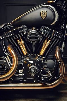 Harley Davidson Motorcycles - Beautiful Machine! At least I think it's a Harley!