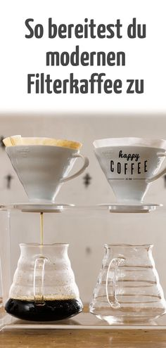 Clever Coffee Dripper ♥ Innovativer Kaffeefilter für besten Filterkaffee